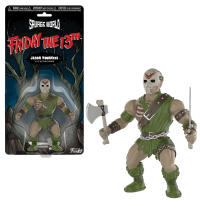 Savage World - Friday The 13th: Jason Voorhees - Retro Barbarian-Style Action Figure